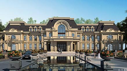 泛海国际别墅装修设计
