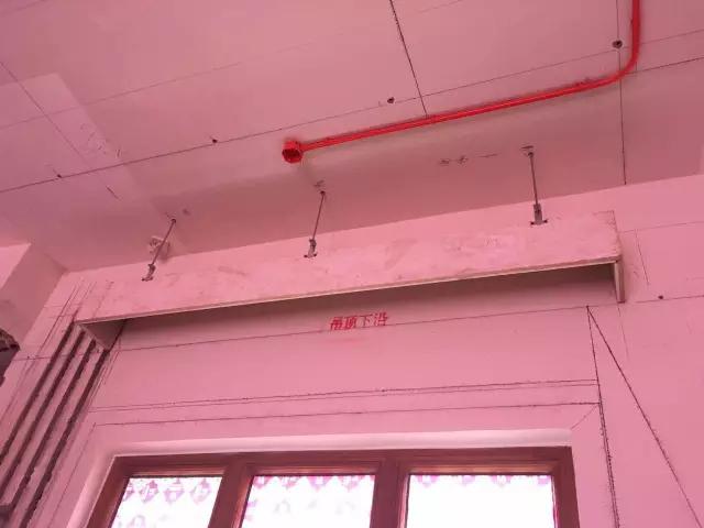 二层平面结构布置图 可参观上海别墅施工工地:御