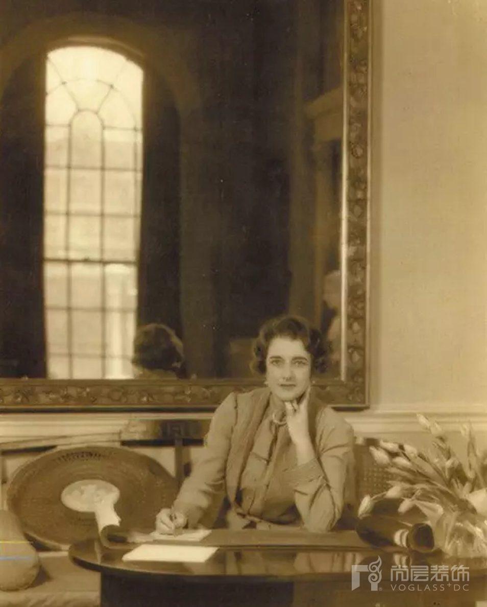 多萝西·德雷珀,软装设计第一人