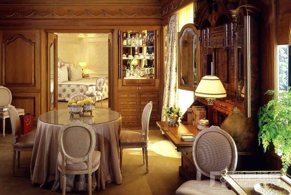 尚层装饰陈设搭配-罗马的哈斯勒酒店