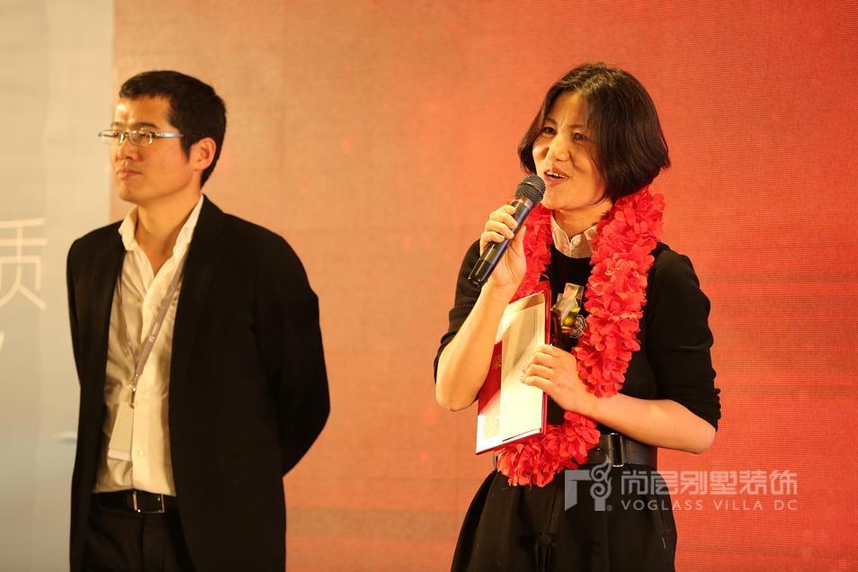 2017尚层人物获得者-集团财务总监刘君
