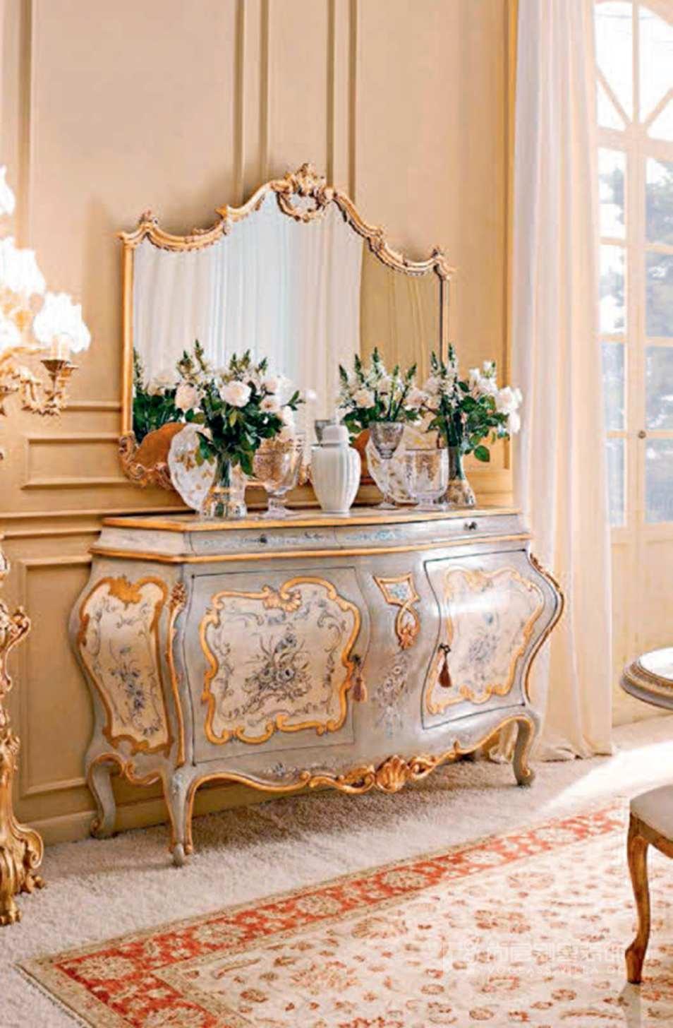 尚层软装Andrea Fanfani 精美的家具