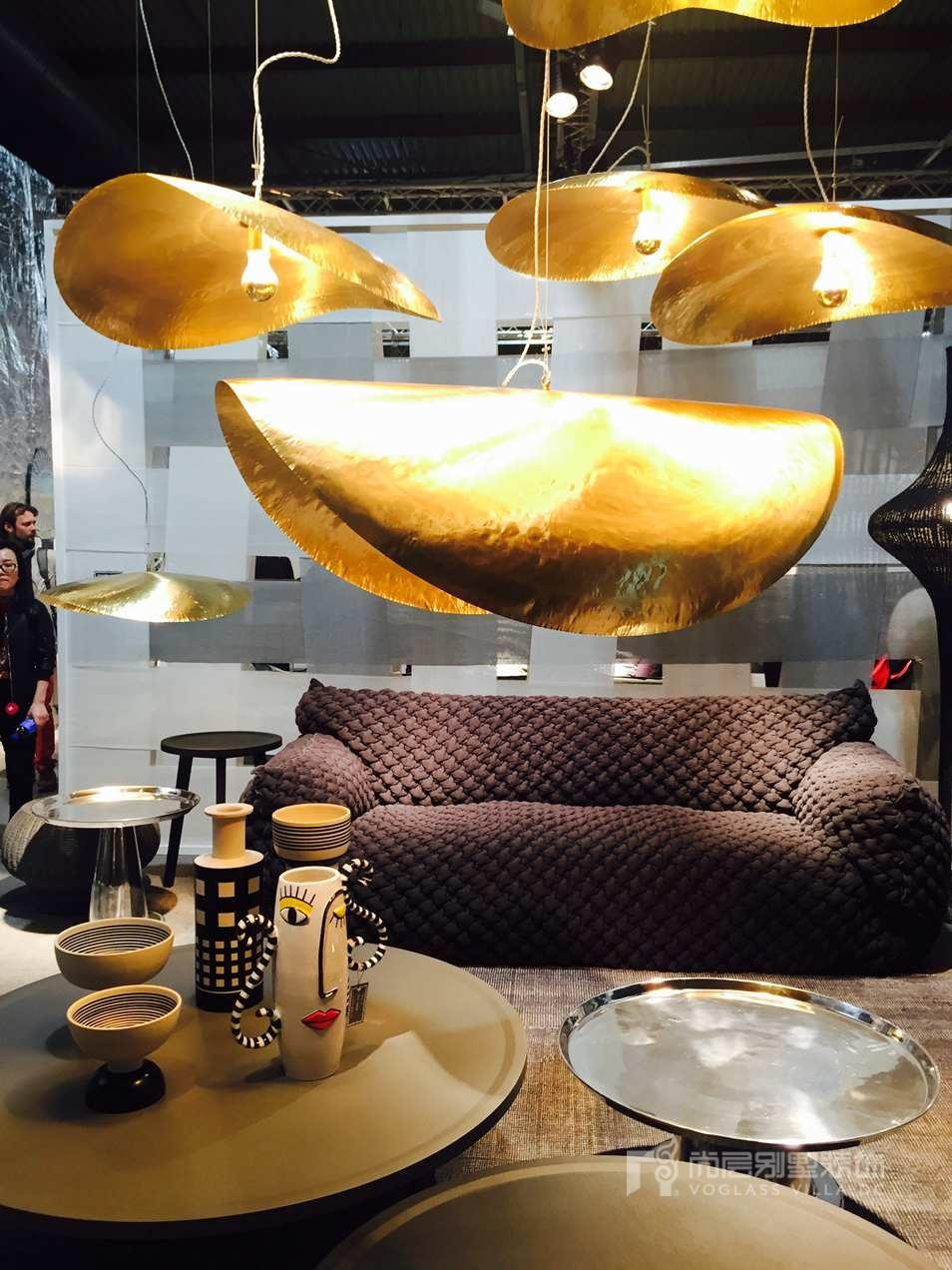 尚层别墅设计公司在米兰参加设计展