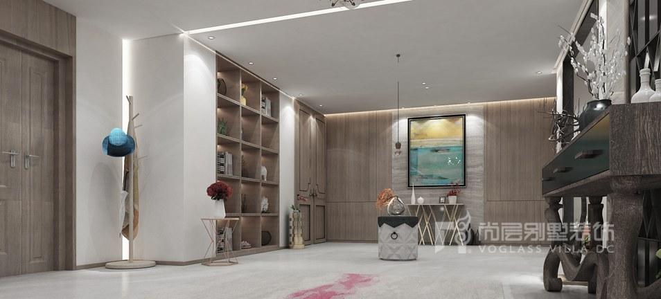 400平米别墅装修门厅效果图