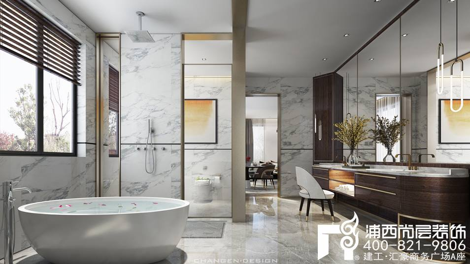 卫生间设计原则都有哪些,干湿分离只是基础