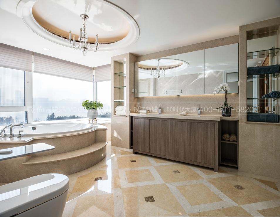 卫浴间实景图