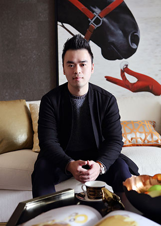 杭州尚層軟裝設計師李老師