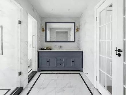 卫生间瓷砖颜色怎么搭配?