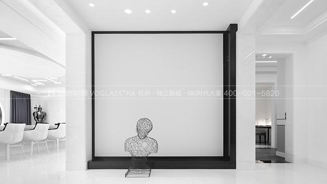 世贸之西湖丨黑白极简风格