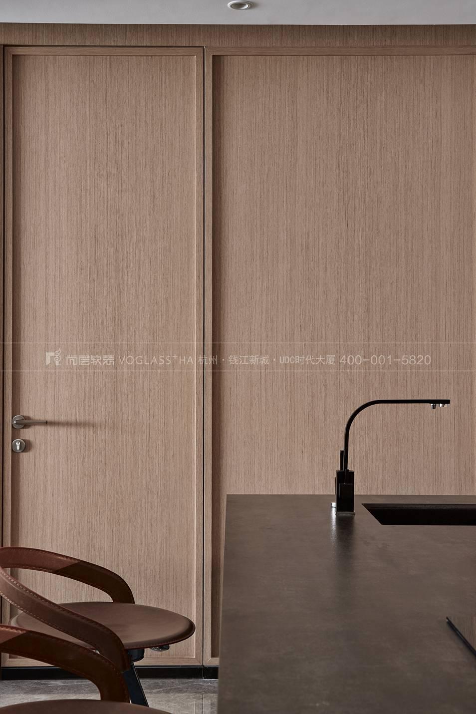 杭州軟裝公司-現代軟裝風格實景圖案例-杭州尚層軟裝