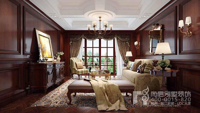 青山玫瑰园混搭风格家庭室装修效果图