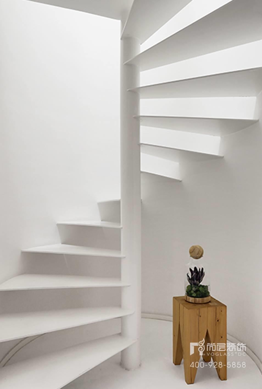 新未来花园别墅装修设计极简风格430平米别墅装修设计