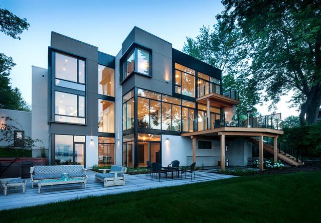 别墅外墙装修费用报价一般是多少?