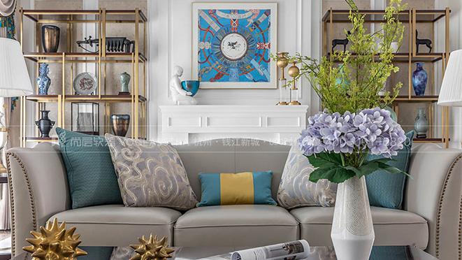 西溪明珠丨现代美式风格