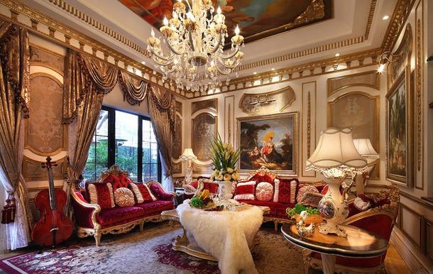 简单了解法式风格别墅的7个特点