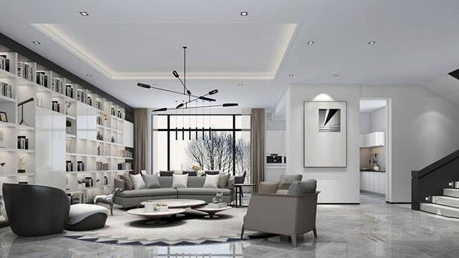 别墅现代风格案例