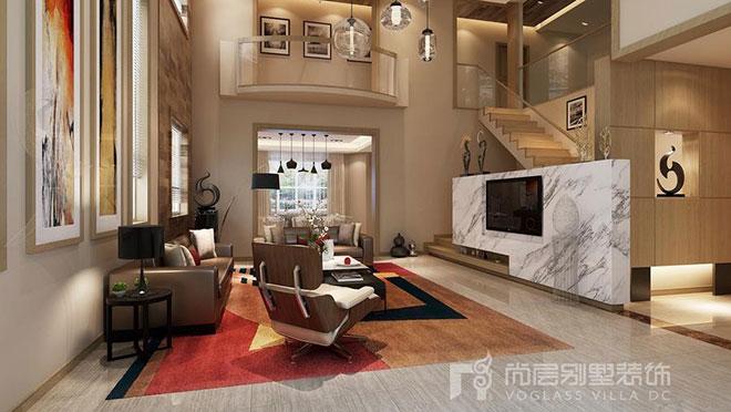 别墅现代简约风格案例