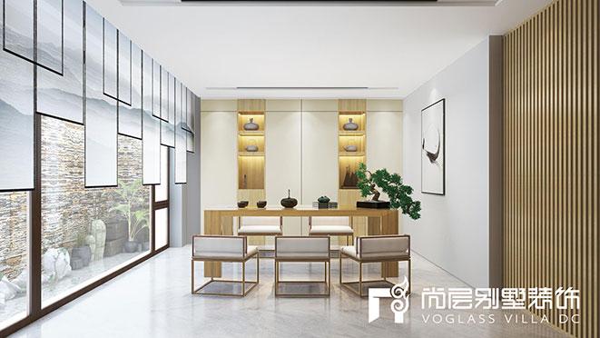 别墅新中式风格案例
