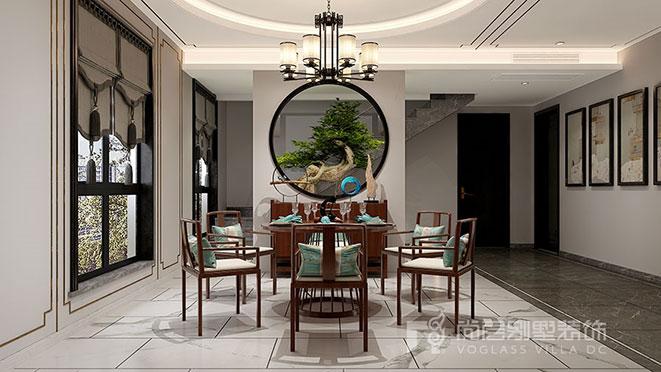 新中式别墅案例