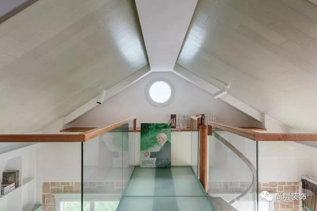 碧提半岛现代美式风格书房