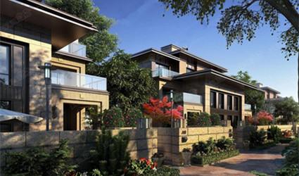 品尊国际别墅装修设计
