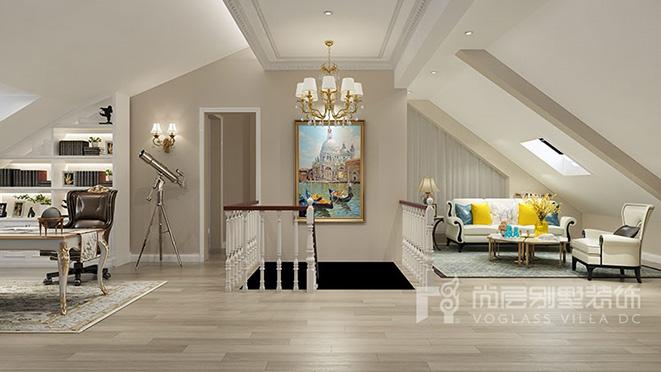 200平米新中式风格别墅装修