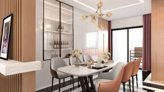 440平米新奢风格别墅装修案例