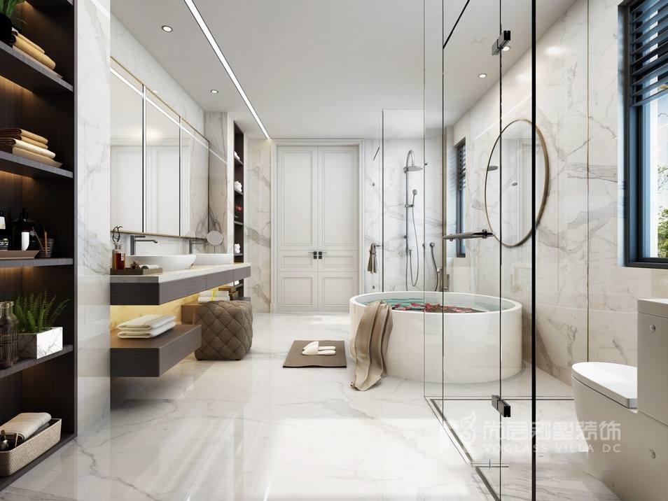 800多平米轻奢风格别墅装修设计案例,你都看过吗(内附