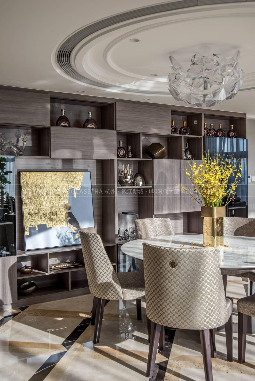 480平米轻奢风格别墅装修设计案例