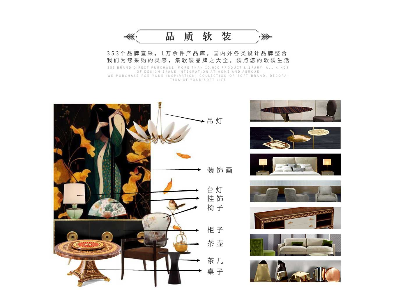 杭州软装公司,专注高端软装配饰,杭州尚层软装