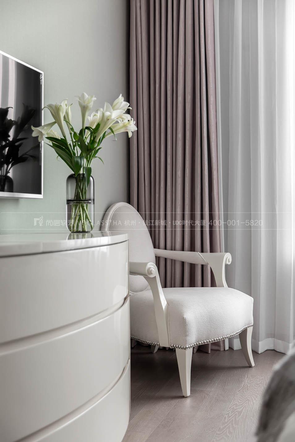 卧室软装设计实景图