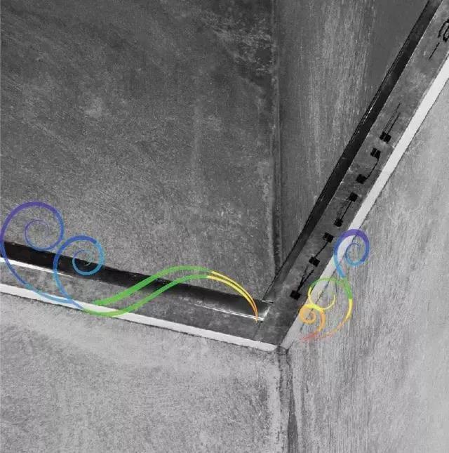 将线路较长的管线集中起来进行排线 从而大幅降低改电路带来的附加