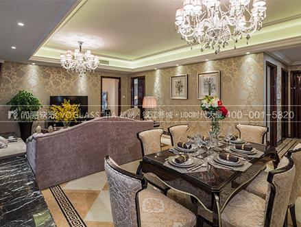 杭州别墅软装公司告诉您精装房软装如何美观实用