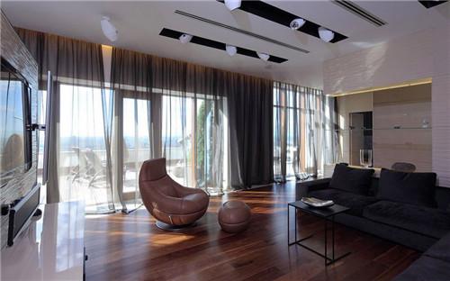 豪宅别墅客厅装修效果图 豪华典雅彰显大气
