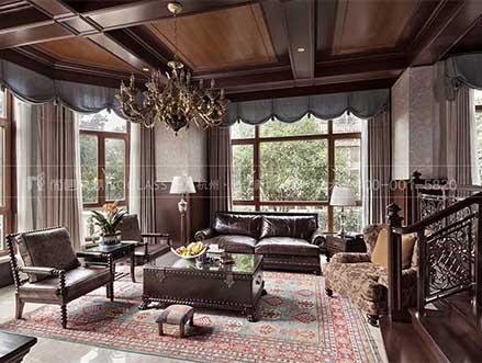 别墅软装设计三大技巧让您家装省力省心