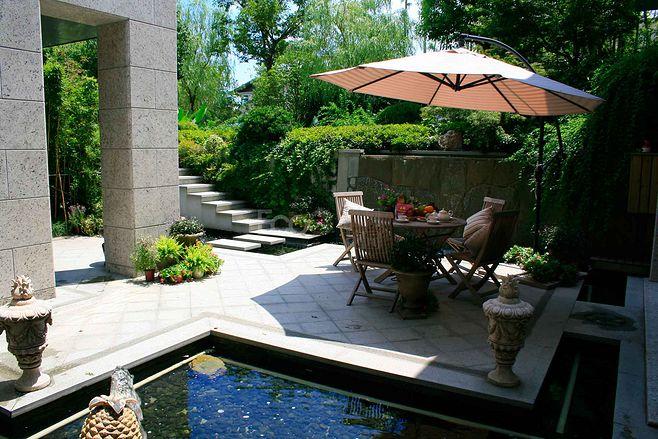 私家别墅花园风水关键